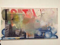 Tate Modern London February 2016 //collage