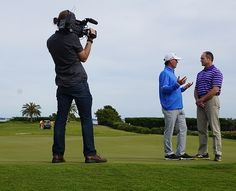 Our Director of Golf has been featured on the local news stations here in the Sarasota and Tampa area.