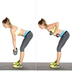 Circuit One: Deadlift With Back Row
