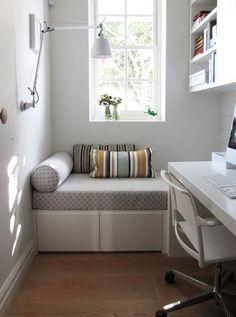 Como aproveitar pequenos espaços em casa - Latina Eletrodomésticos - Bebedouros, Lavadouras, Purificadores, Ventiladores