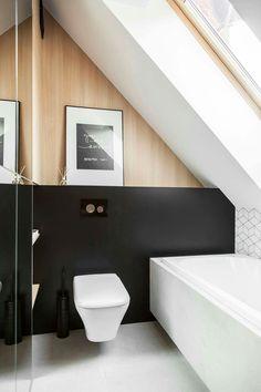 50 besten kleine b der mit dachschr ge bilder auf pinterest badezimmer fliesen und bad mit. Black Bedroom Furniture Sets. Home Design Ideas
