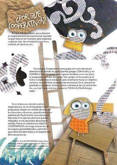 ISSUU - Revista Juegos cooperativos by Fundación Bica