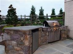Back Yard Built in Grills - Bing Images