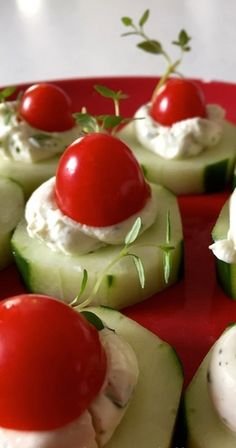 Healthy Holiday Appetizer