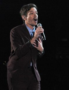 Nate Ruess and his stache!