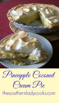 My family loves pineapple and this pie is great anytime. I added nuts just because we like nuts in everything but the pie is just as good without them. 1 (9 inch) pie shell, cooked1/2 cup white su…