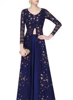 https://www.gravity-fashion.com/deep-blue-latest-georgette-indowestern-lehenga-dress-c17137.html