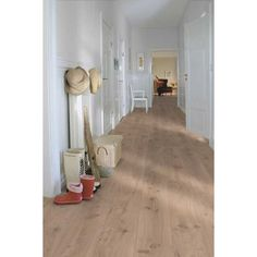 Pergo Accolade Bleached Pine- Special Run per sq.ft, sq ft/box, no underlayment attached. Plank length x White Laminate Flooring, Best Laminate, Hardwood Floors, Plank Flooring, Hallway Flooring, Wood Laminate, Engineered Hardwood, Stone Flooring, White Washed Floors
