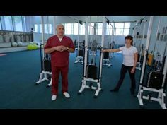 Лечебная физкультура при грыжи поясничного отдела позвоночника. Часть 1 - YouTube