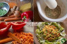 Červená čočka s jáhlami po indicku - Kuchařka ze Svatojánu