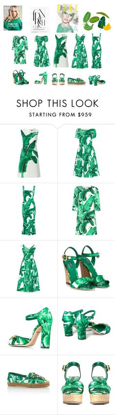 """""""DOLCE&GABBANA"""" by elma-432 ❤ liked on Polyvore featuring Dolce&Gabbana"""