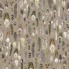 Quill Natural Fabric | Designers Guild