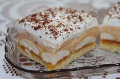 Krémový marhuľový koláč - Plnkové koláče - Sladký život