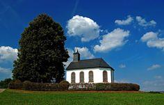 Ein Sonntagswetter am Sonntag. ...  Na das ist doch was. Und es soll diese Woche sogar wieder sommerlich warm werden. Nicht nur in Losheim-Wahlen. :-)