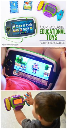 Our Favorite Educational Toys For Preschoolers - I Heart Arts n Crafts Educational Toys For Preschoolers, Educational Toys For Kids, Easter Toys, Gifted Education, Interactive Toys, Christian Parenting, Hands On Activities, Toddler Preschool, Learning Resources