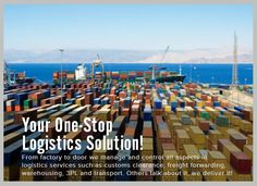 Smith Lewis is the one stop solution for all your logistics, freight forwarding, and customs clearance needs. Speak to us for reliable, cost effective and timely logistics services tailor made according to your specific requirements. @ http://www.smithlewiscustomsbrokerandlogistics.com.au/
