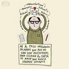 Palabras... @levedad #pelaeldiente