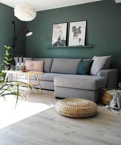 """3,149 Likes, 15 Comments - Inspiration - Modern & Design (@white.interior) on Instagram: """"Inspiration: @stinegskjerveggen #jegfremsnakker deg ❤️ ______________ #interior #inspiration…"""""""