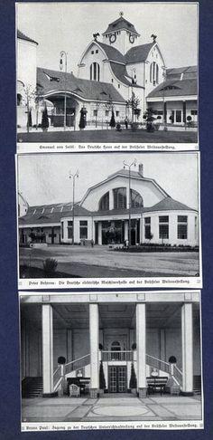 [Exposition de Bruxelles 1910]