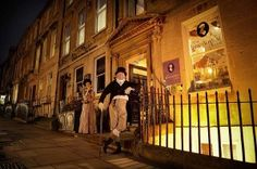 Jane Austen Centre Bath, England