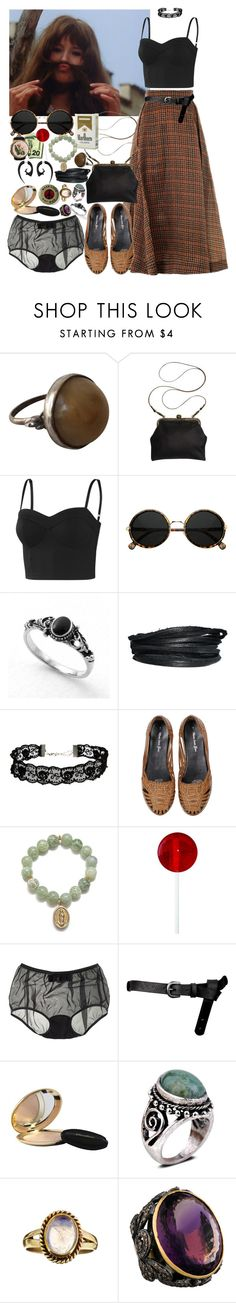 """the ghost of Beverly Drive"" by valley-of-the-teenage-dolls ❤ liked on Polyvore featuring Mimi Berry, adidas, Trax, ASOS, Mimi Loves Jimi, Kriss Soonik, Guerlain, Retrò and REGALROSE"