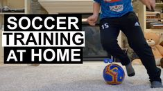 The Ultimate Indoor Soccer Workout - Soccer training for kids at home