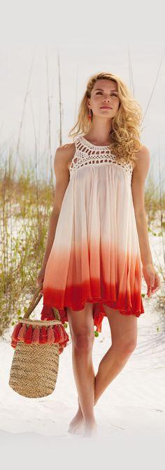 Bohemian beach bag - The latest in Bohemian Fashion! These literally go viral!
