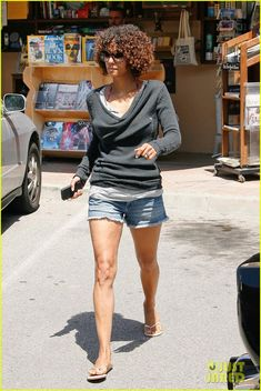 Halle Berry's street style is amazing!