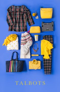 'Tis the season to gift and to get—and our latest collection is a great place to start!  The softest sweaters, pretty plaid and covetable accessories are just a few of the must-have gifts you'll find exclusively at Talbots.