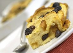 Yum, yum, yum Bread and Butter Pudding Recipe