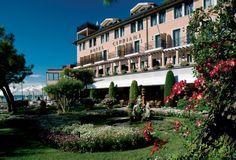 Hotel Chic | Betsy Burnham checks into Hotel Cipriani