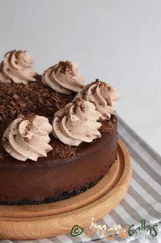 Cheesecake de ciocolata Oreo, Mango, Cheesecake, Desserts, Food, Pies, Sweets, Deserts, Cheese Cakes