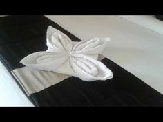 LOTUS FLOWER - TOWEL DESIGN - YouTube