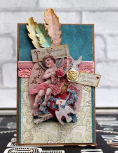 Docrafts Victorian Valentines |