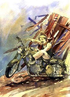 Ján Kurinec - Dobrodružstvá uja Fera 03 | ASIL - Asociácia ilustrátorov, o.z.