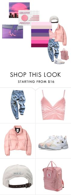 """""""mannequinxo x creative process // Sophia Richie"""" by xoflawlessmannequinxo ❤ liked on Polyvore featuring Levi's, Boohoo, Y-3, Reebok, Polo Ralph Lauren and Fjällräven"""