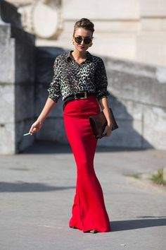 Street Style - Paris Fashion Week SS14