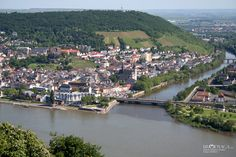Bingen, Germany  Where some of my ancestors came from in the 1800s.