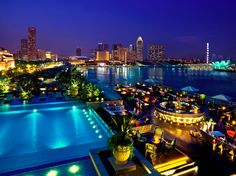 Time Out Singapore's guide to the best rooftop bars in the city. Discover our recommended Singapore rooftop bars and bars with a view