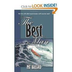The Best Man -- romantic suspense by Pat Ballard, the Queen of Rubenesque Romances pearlsong-books
