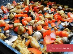 prywatności. Rozumiem Paella, Risotto, Curry, Ethnic Recipes, Food, Curries, Essen, Meals, Yemek