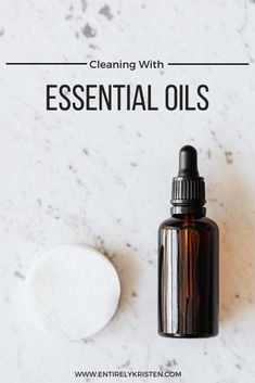 The Best Essential Oils for Cleaning Your Home | Entirely Kristen Essential Oils 101, Essential Oils Cleaning, Essential Oil Blends, Crafts To Make And Sell, Cleaners Homemade, Do It Yourself Projects, Tea Tree Oil, Deodorant, How To Stay Healthy