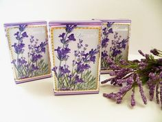 Making aromatherapy soap in autumn is one of my favorite crafts, it is easy to do and the soap is a pure, natural and a real treat for your senses. Lavender Soap, Lavender Color, Lavender Flowers, Fall Crafts, Crafts To Make, Leaf Skeleton, Have Some Fun, Kraut, Shades Of Purple