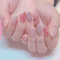 In search for some nail designs and ideas for your nails? Listed here is our set of must-try coffin acrylic nails for cool women. Asian Nail Art, Asian Nails, Korean Nail Art, Cute Acrylic Nails, Cute Nail Art, Cute Nails, Pretty Nails, Soft Nails, Pastel Nails