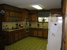 70's kitchen cabinets | That 70's Kitchen - Kitchen Designs - Decorating Ideas - HGTV Rate My ...