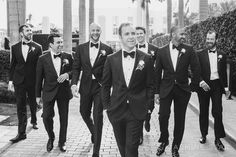 "Awesome capture by Jasmine Star from ""James Royal Palm Miami Wedding : Jenney and Chuck"" - Jasmine Star Blog"
