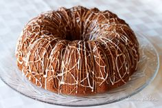 Pumpkin Sour Cream Coffee Cake ... This is perfect for Thanksgiving morning for those of u not eating dinner until the evening hours!