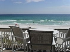 Sanddollar Townhomes Vacation Rental - VRBO 381076 - 3 BR Scenic Gulf Drive Central Townhome in FL, The Beach is Calling Your Name! Come Play! $2650  sleeps 8