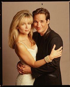 Clint Black | Lisa Hartman Black – then