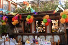 Mexican rehearsal dinner decor | ... cabos, mexico, rehearsal, rehearsal dinner, mexican, tropical, Summer